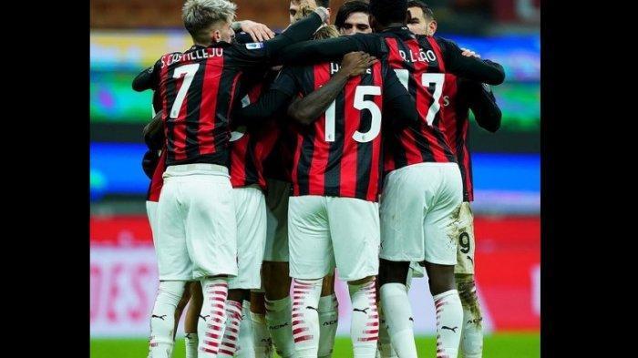 Masih Berlangsung Via Live Streaming: Unggul 2-0 Lawan Torino, AC Milan Masih Kokoh di Klasemen