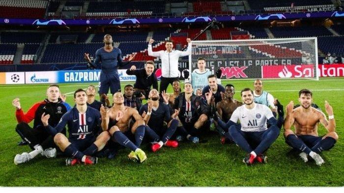 Paris Saint-Germain Ditetapkan Sebagai Juara Ligue 1 Musim 2019-2020