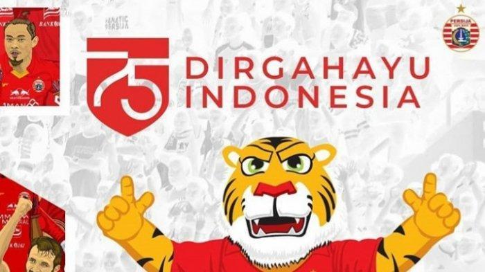 HUT ke-75 RI, Pemain Persija Jakarta Ungkap Makna Penting Hari Kemerdekaan