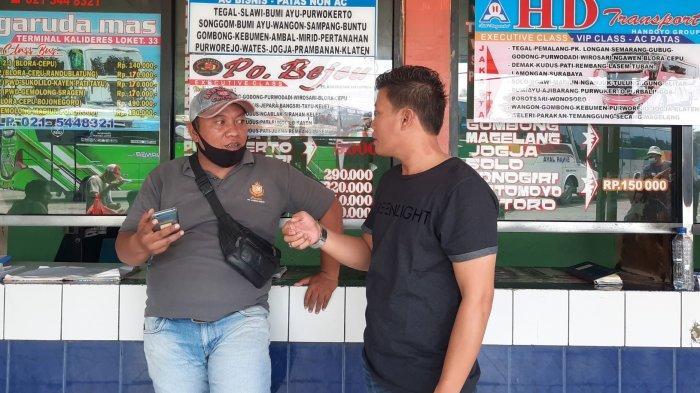 Setahun Terpuruk, Pekerja PO Bus di Kalideres Berharap Banyak pada Masa Mudik Lebaran Tahun Ini