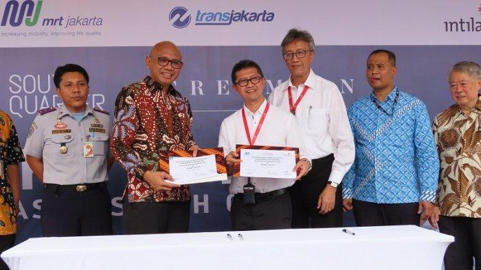 Berkolaborasi dengan MRT Jakarta, Intiland Luncurkan Park and Ride di South Quarter