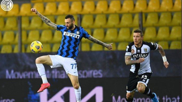 Hasil Babak Pertama Parma vs Inter Milan 0-0, Nerazurri Kuasai Pertandingan Namun Parma Lebih Tajam