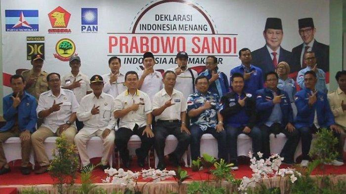 Respons Wali Kota Cirebon yang Dukung Jokowi-Ma'ruf, Demokrat Deklarasikan 'Indonesia Menang'