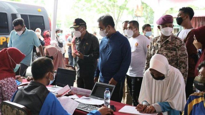 Partai Gerindra Targetkan Pemberian Vaksin Covid-19 untuk Warga Indonesia Sampai Setengah Juta Dosis