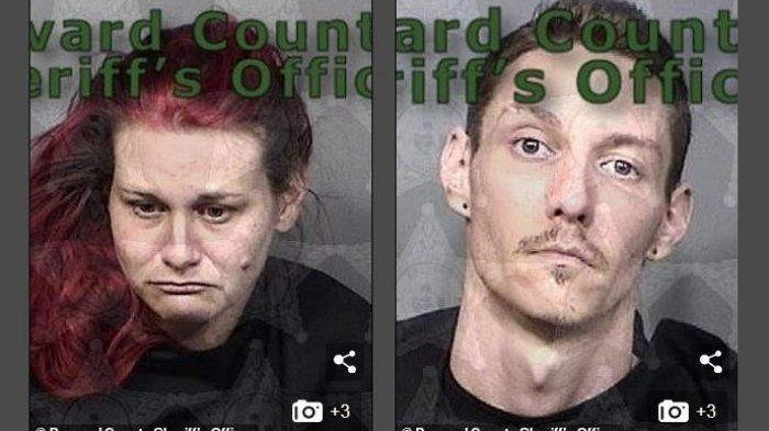 Amanda Davis (kiri) dan Charner Williams (kanan) keduanya berusia 30 tahun yang ditangkap polisi karena dianggap melakukan pembunhan balita. Persisnya membiarkan anak balita Amanda Davis menjangkau kolam renang hingga ditemukan tewas. Saat kejadian Amanda dan pacarnya tidur siang.