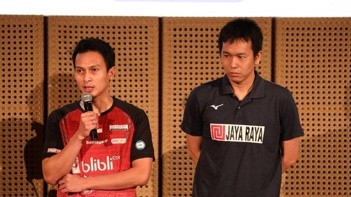 Hendra/Ahsan Pasang Target Semifinal di Indonesia Open dan Incar Tiket Olimpiade Tokyo 2020