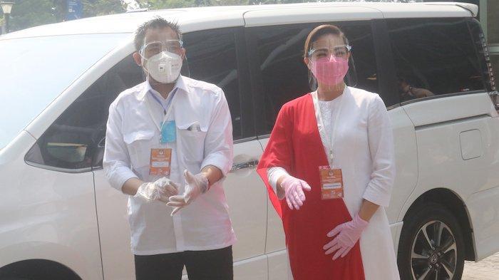 Pasangan Muhamad-Rahayu Saraswati paslon di Pilkada Tangsel 2020