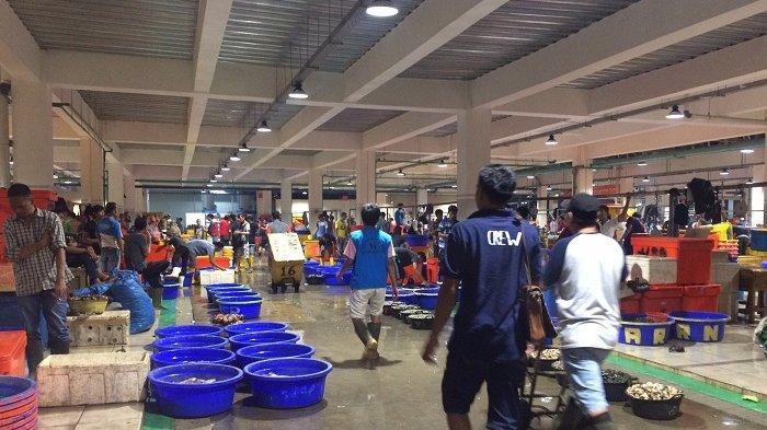 Transaksi di Pasar Ikan Modern Muara Baru Capai Rp 7 Miliar