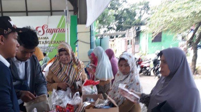 Merayakan HUT Kota Tangerang, Pasar Murah Digelar di 13 Kecamatan
