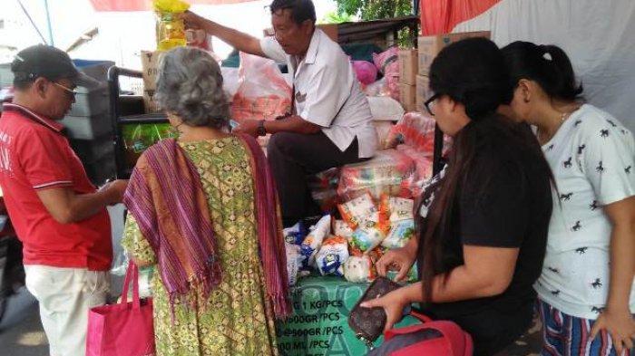 Suku Dinas KPKP Jakarta Pusat Bakal Menggelar Pasar Murah Antisipasi Lonjakan Harga Sembako