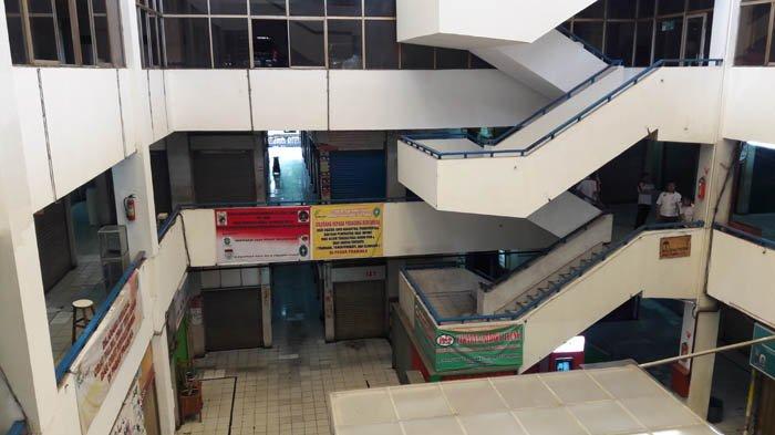 Pasar Pramuka Bakal Tutup Sepekan