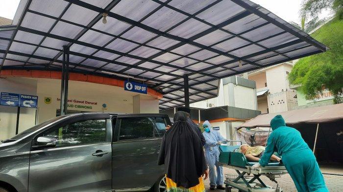 Ruang Perawatan Makin Menipis, Wadir Pelayanan RSUD Cibinong: Berharap Pasien Covid-19 Cepat Sembuh