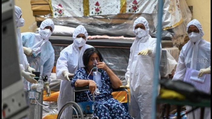 Dokter di Pusat Wabah Covid-19 India: Dua Pekan ke Depan 'Akan Jadi Neraka Bagi Kami'