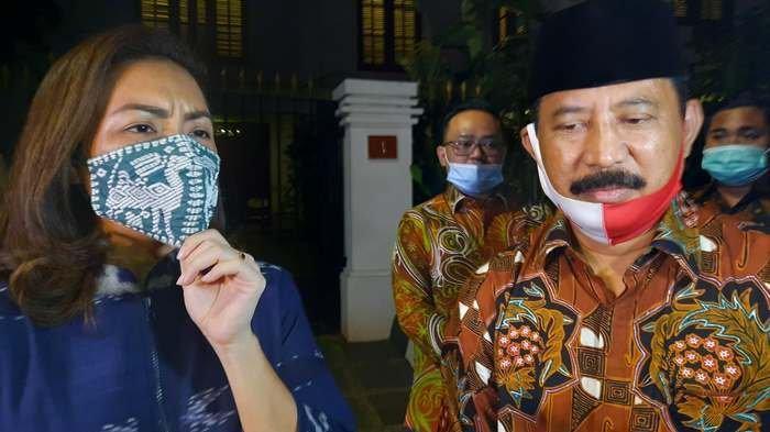 Keinginan DPC Hanura Agar PSI Ikut Dukung Paslon Muhamad-Rahayu yang Diusung Gerindra Pupus Sudah
