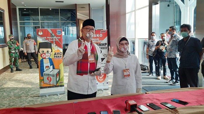 VIDEO: Putri Wapres Maruf Amin Siti Nur Azizah Kampanye di Tangsel, Ajak Warga Tanam Pohon Kelor