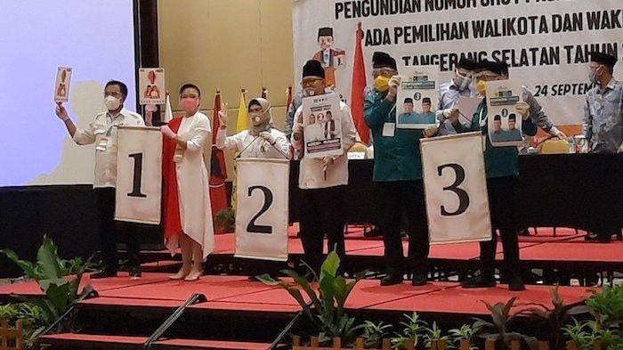 KPU Kota Tangsel Bakal Gelar Rapat Pleno Terbuka Penetapan Paslon Terpilih Pilkada 2020 Serentak