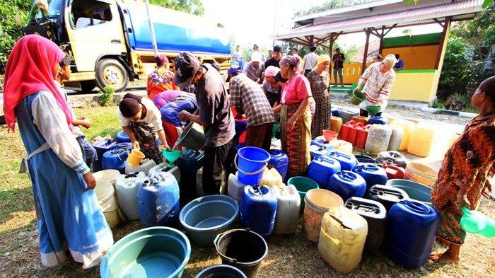 Antisipasi Kekeringan, Pemkot Jakut Koordinasi dengan PAM Jaya Tambah Suplai Air Bersih