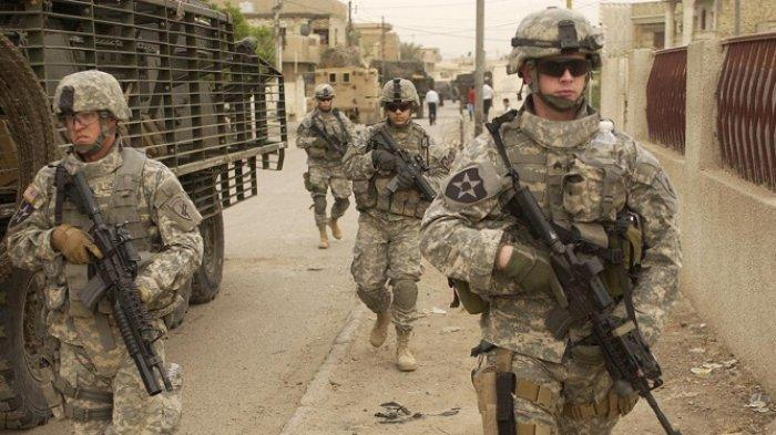 Pemimpin Terkuat Kedua Iran Qasem Soleimani Tewas, Parlemen Irak Serukan Agar Pasukan AS Diusir