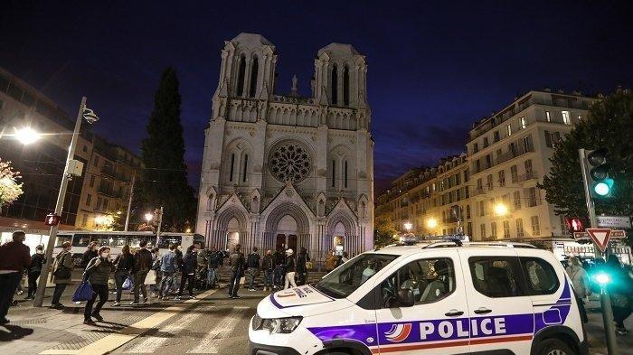 Begini Kronologi Netizen Jihadis Rayakan Serangan Mengerikan di Gereja Nice