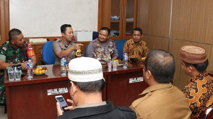 Polisi Intensifkan Patroli Cegah Politik Uang dan Kampanye Terselubung Pilkades Tangerang
