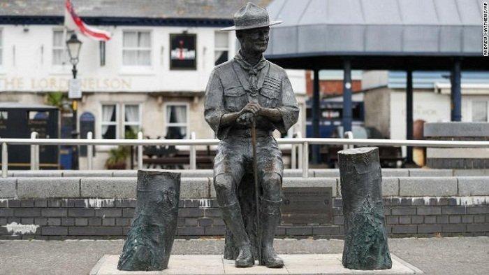 Berpotensi Jadi Sasaran Protes Antirasisme, Patung Pendiri Pramuka Baden-Powell Akan Diturunkan