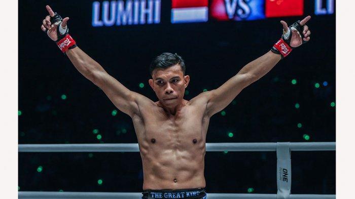 Paul Lumihi petarung beladiri campuran Indonesia akan tampil diajang ONE:UNBREAKABLE III
