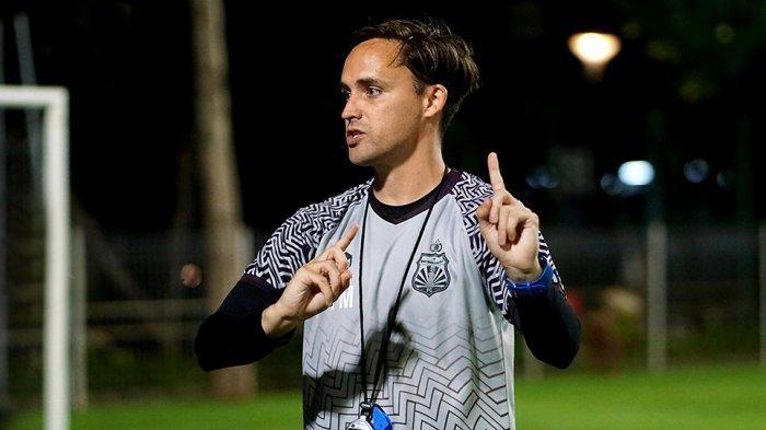 Paul Munster Ungkap Kondisi Para Pemainnya Jelang Menghadapi Madura United