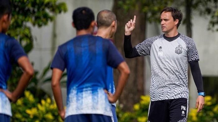 Pelatih Bhayangkara Solo FC Paul Munster Menilai Tidak Ada Laga yang Mudah di Liga 1 Musim 2021