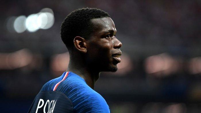 Final Piala Dunia 2018 : Kaki Kiri Pogba Ajak Prancis Berpesta Skor 3 - 1
