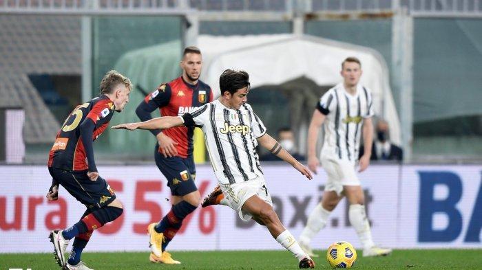 Paulo Dybala Mulai Percaya Diri Lagi Bermain di Juventus