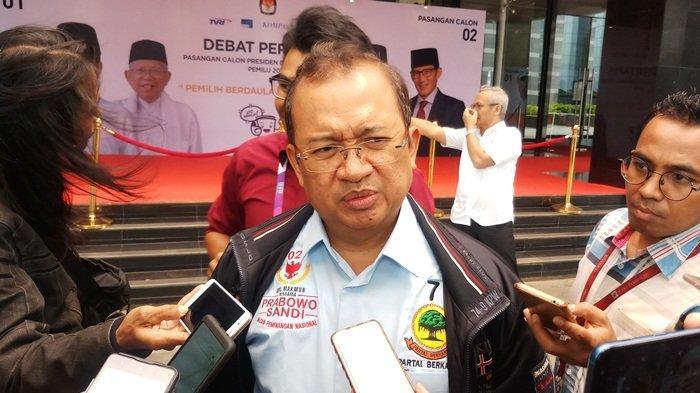 Partai Berkarya Sebut Pemilu 2019 Paling Mematikan, Lalu Minta Jokowi Setop Wacana Ibu Kota Pindah