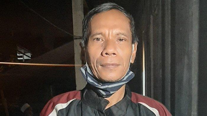 Pedagang Buah Ini Bangkrut Gara-gara Covid-19, Nunggak Bayaran Sekolah Anak dan Rumah Kontrakan