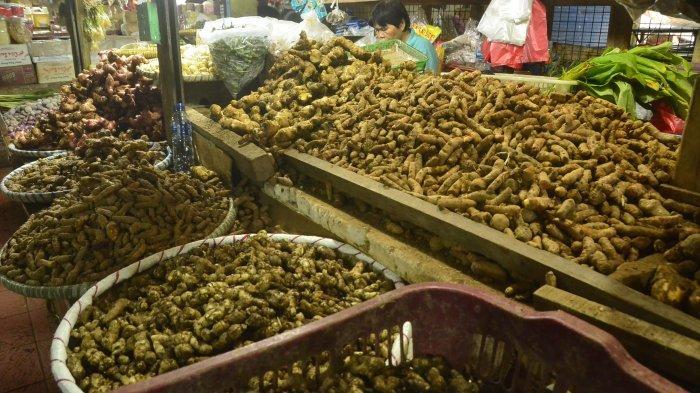 Dianggap Bisa Tangkal Virus Corona, Ini Nasib Harga Jahe Merah Diburu di Pasar Baru Bekasi
