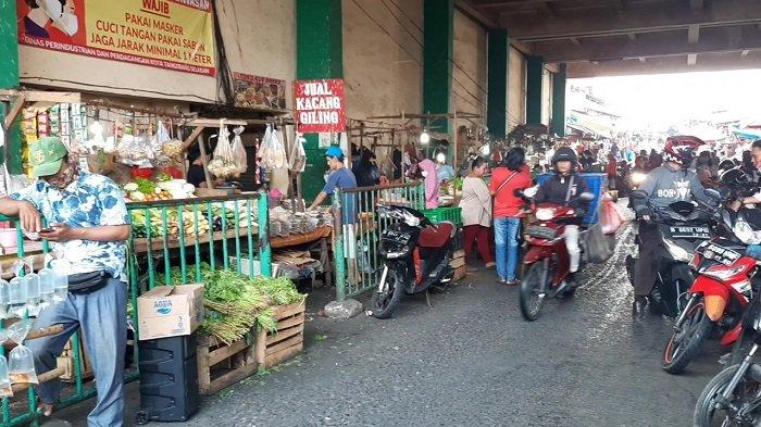 Minim Sosialisasi, Rencana Revitalisasi Pasar Ciputat di Tangerang Selatan Dianggap Kabar Burung
