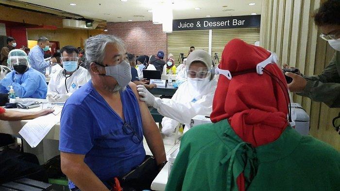 Dinas Parekraf DKI Gelar Vaksinasi Covid-19 untuk Pelaku Usaha di Jakarta, Begini Caranya