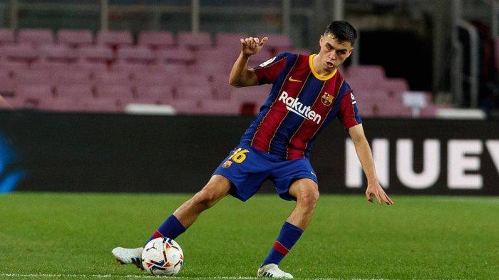 Sejak bergabung dengan Barcelona, Pedri telah mencetak dua gol di La Liga dan Liga Champions musim ini