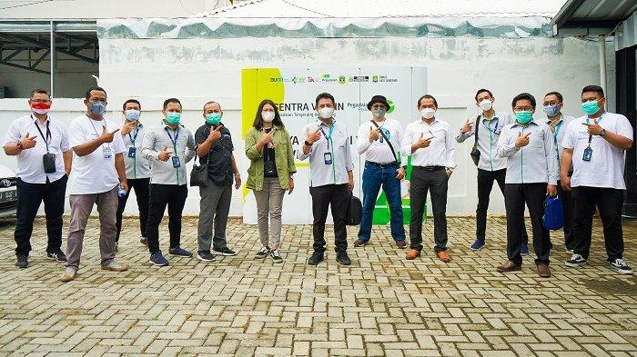 PT Pegadaian (Persero) sukses menggelar Sentra Vaksin Pegadaian Peduli yang dilaksanakan pada tanggal 4 September dan 6 September 2021 lalu.