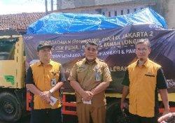 PT. Pegadaian Wilayah IX Jakarta Salurkan Bantuan untuk Korban Banjir Bandang Lebak Banten