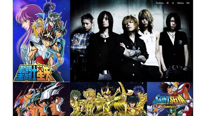 Lagu Jepang Pegasus Fantasy dari Nobuo Yamada Make-Up Band, Lagu di Film Saint Seiya Paling Legend!