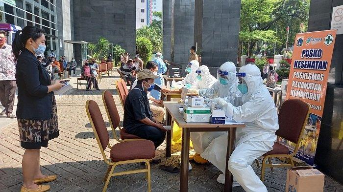UPDATE Covid-19 Jakarta, Dinkes DKI: Setelah Menurun, Klaster Perkantoran Ada Kemungkinan Naik Lagi