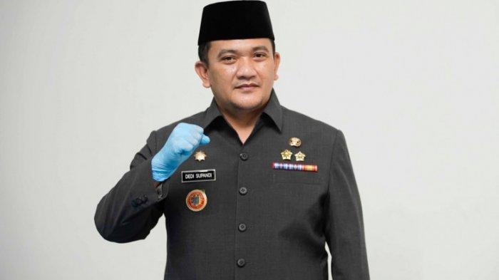 Pejabat sementara (Pjs) Wali Kota Depok Dedi Supandi.