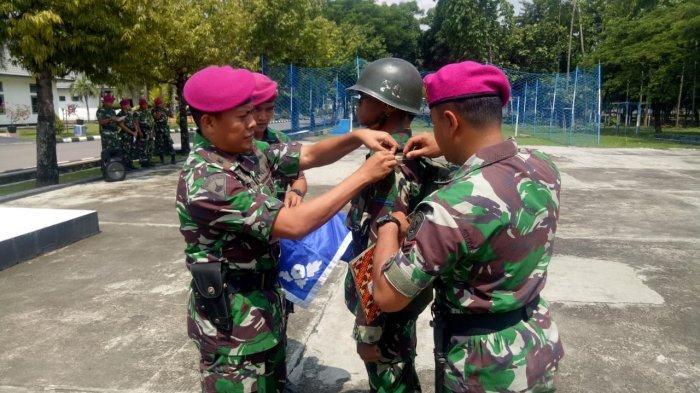 Penutupan Pekan Orientasi Tamtama Remaja Yonkes 2 Marinir