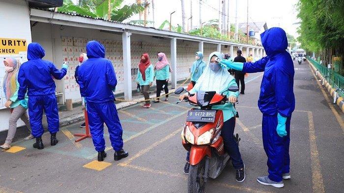Masih Ada 24 RW Zona Merah di Kota Tangerang, Ini yang Akan Dilakukan Dinas Kesehatan Tangerang