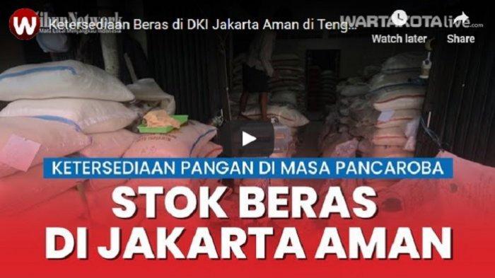 Rencana Impor Beras, Pedagang Beras di Bogor Ingatkan Pemerintah Agar Perhatikan Nasib Petani
