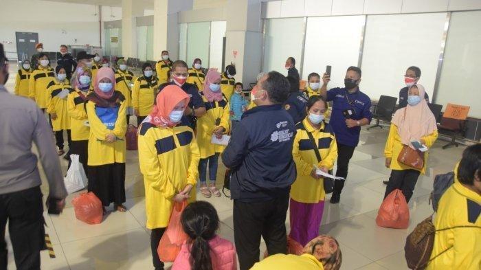 Sekitar 7.200 Pekerja Migran Pulang ke Indonesia, Seluruhnya Dibiayai Negara