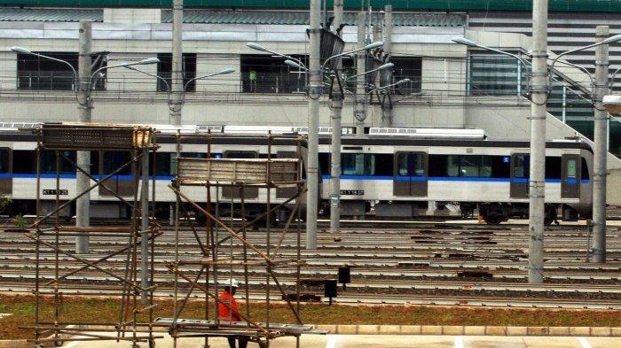 Dishub DKI Persiapkan Lahan Parkir Bagi Penumpang MRT