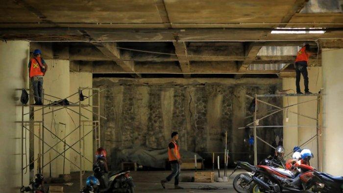 Sepanjang Tahun Kebanjiran, Kementerian PUPR dan PPK Kemayoran Rekayasa Underpass Timur Kemayoran