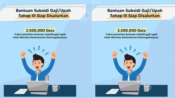 Masih Belum Terima Bantuan Subsidi Upah 2021? Begini Cara Mengeceknya