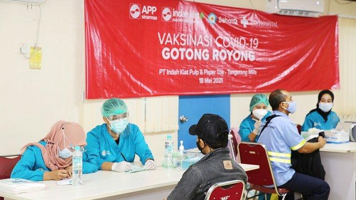 Dukung Vaksin Gotong Royong bagi Perusahaan, SehatQ Beri Empat Layanan Ini
