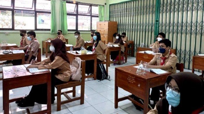 PTM di Wilayah Jakarta Pusat Masih Tetap Berlangsung, Dhany; Bahkan Ada Penambahan 194 Sekolah